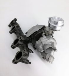Turbosuflanta VW 2.0 TDI DPF 140 Cp