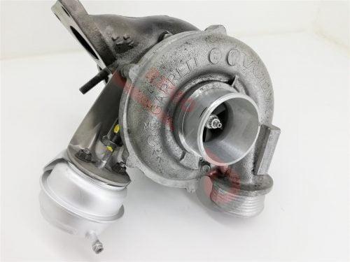 Turbosuflantă Volvo 2.4 D5 163 CP