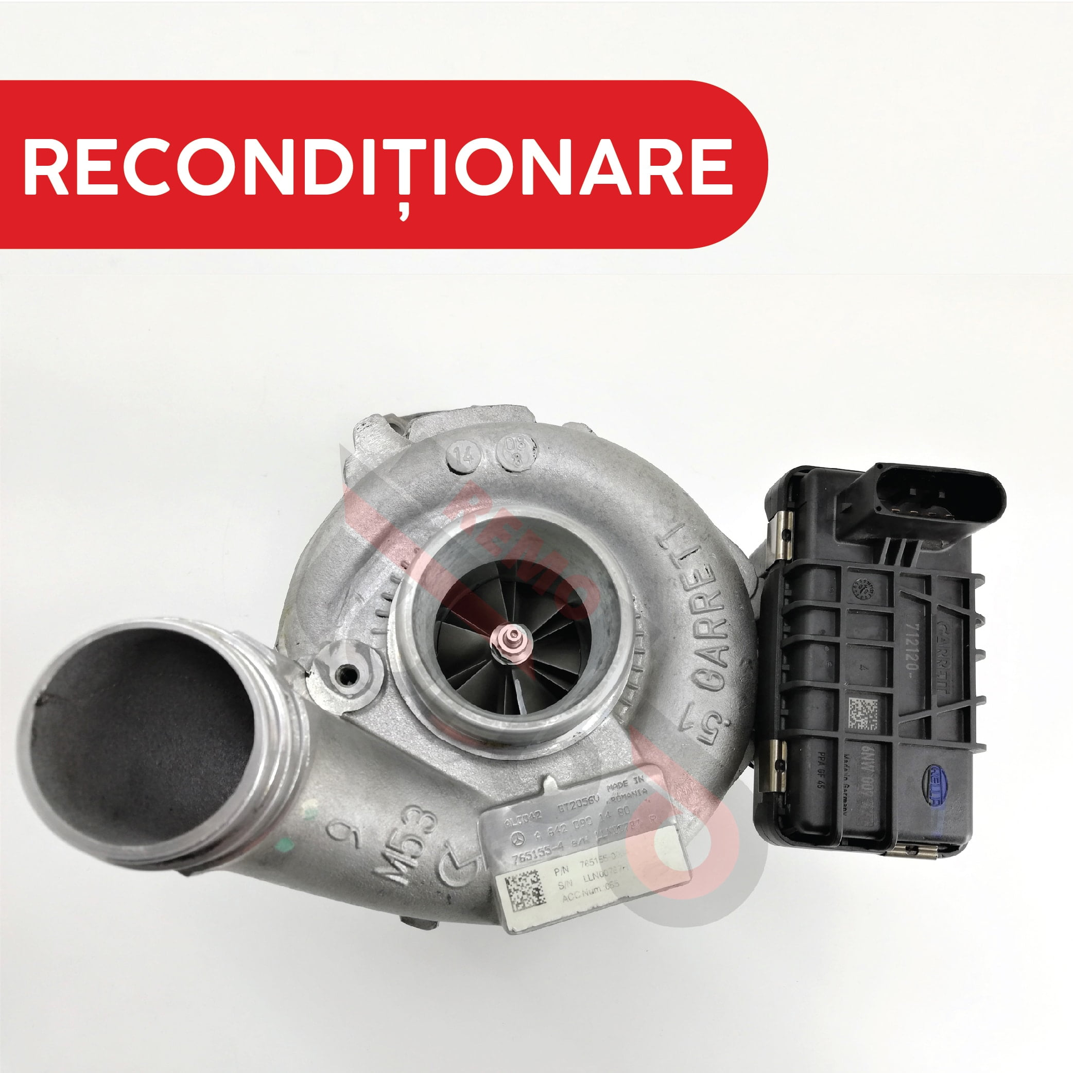 PompeUlei, reconditionare, turbo, turbosuflante 6