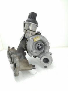 Turbosuflantă VW Audi 2.0 TDI Cbbb 170 cp