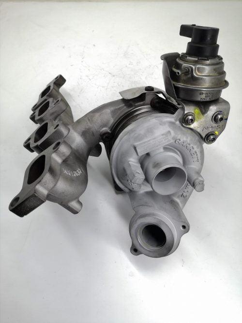 Turbosuflanta Vw 1.6 Tdi 105 Cp