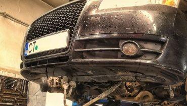 Reparație pompă ulei Audi A4