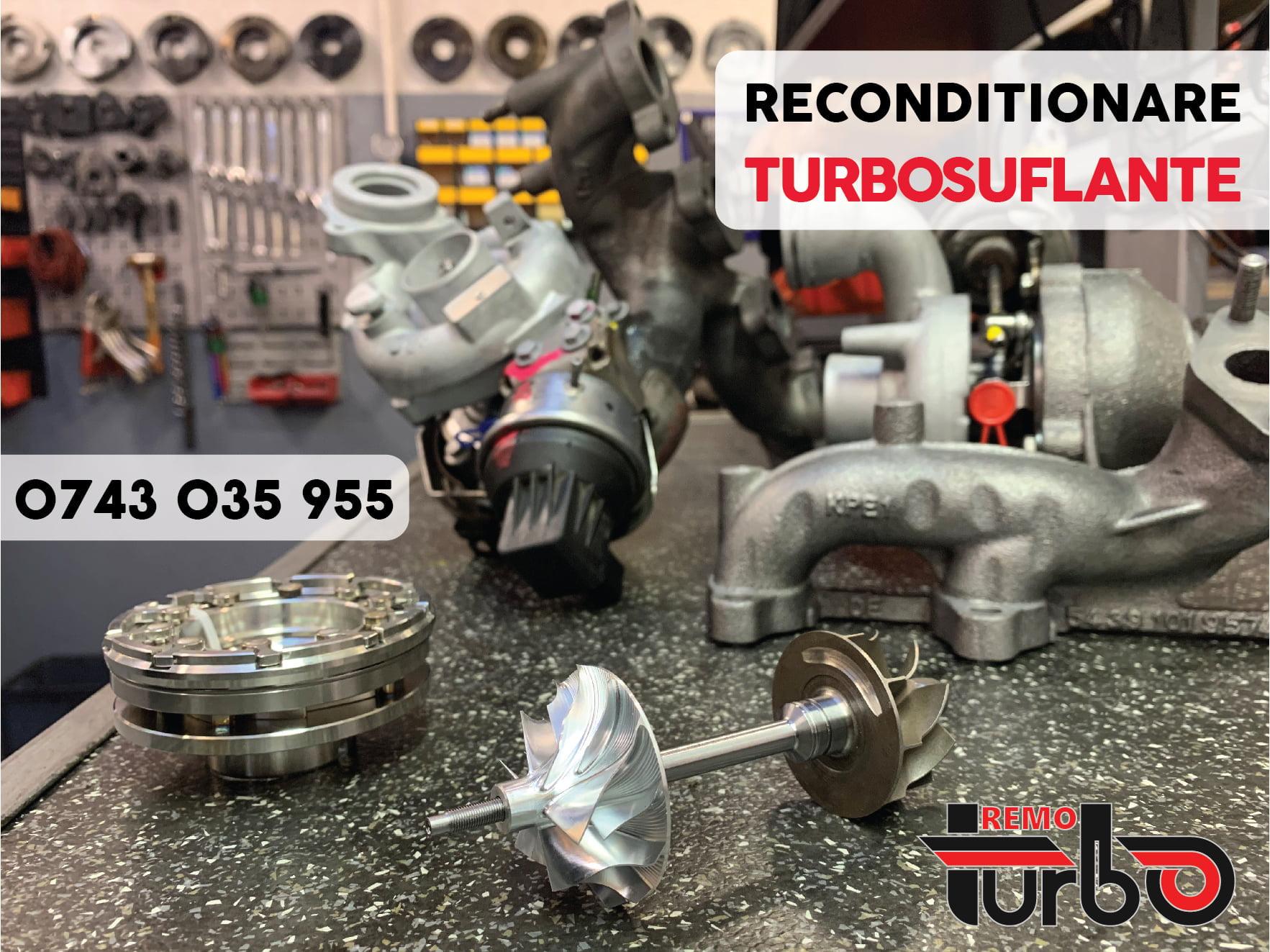 Reconditionare turbo Targu Mures